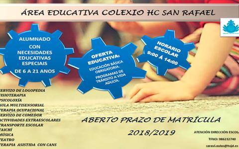 Área Educativa