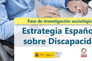ESTRATEGIA ESPAÑOLA DISCAPACIDAD